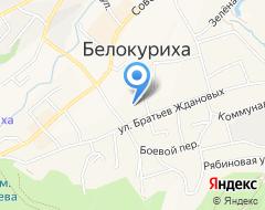 Компания Лингва на карте города