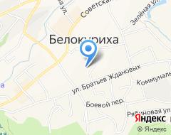 Компания Сибсоцбанк на карте города