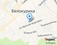 Компания Электронно-кассовый сервис на карте города