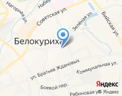 Компания АлтГУ Алтайский государственный университет на карте города
