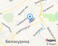 Компания Алтайское краевое бюро судебно-медицинской экспертизы на карте города