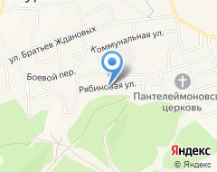 Компания Сибирский металл проект на карте города