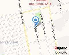 Компания ПРОКАТplus  на карте города