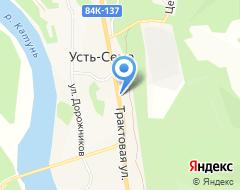 Компания Поместье Налимова на карте города