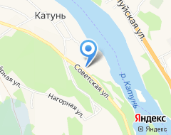 Компания Печки-Лавочки на карте города