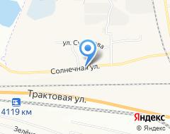 Компания Аптека.ру на карте города