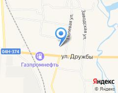 Компания ДомЭлит на карте города