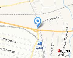 Компания Оптовый склад-магазин на карте города