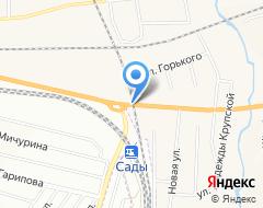 Компания МЯСНОЙ ДОМ на карте города