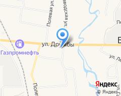 Компания Магазин зоотоваров на карте города