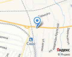 Компания Славица на карте города