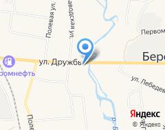 Компания Агроном Ясна на карте города
