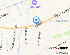 Компания Asterion AutoStudio на карте города