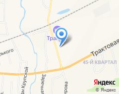 Компания Здоровье24 на карте города
