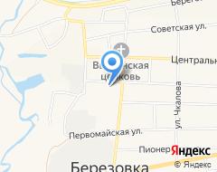 Компания Русь-энерго-сервис на карте города