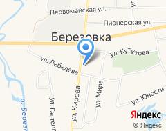 Компания Салон связи на карте города