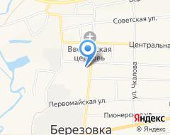 Компания Центр бытовых услуг на карте города