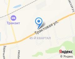 Компания КТТ24.RU на карте города
