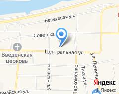 Компания Березовская мебельная фабрика на карте города