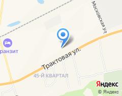 Компания ПАКЕТМАРКЕТ на карте города