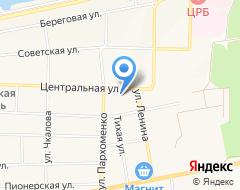 Компания Березовская ремонтно-строительная компания на карте города