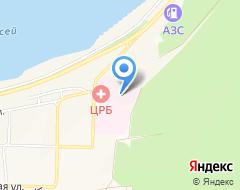 КомпанияБерезовская центральная районная больница на карте города