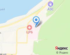 КомпанияБерезовская районная больница на карте города