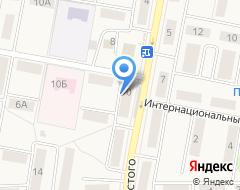 Компания Банкомат Московский Индустриальный банк на карте города