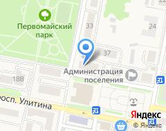 Компания Гражданская защита на карте города