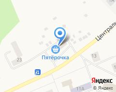 Компания Метиз на карте города