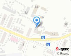 Компания Сибирь на карте города