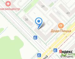 Компания Шалуны на карте города