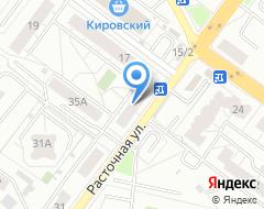 Компания Мастер+ на карте города