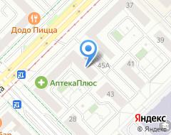 Компания Brokerekb на карте города