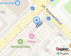 Компания Банкомат МЕТКОМБАНК на карте города