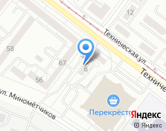 Компания Викон-Екатеринбург на карте города