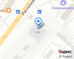 Компания Радиусс на карте города