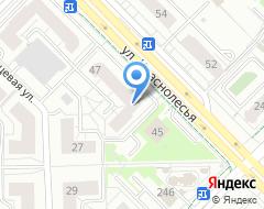 Компания Альянс-Тур на карте города