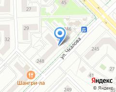 Компания Копировальный центр на карте города