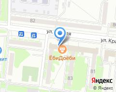 Компания АБ ПУШКИНО на карте города