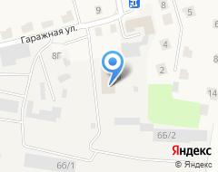 Компания К-ПРИНТ на карте города