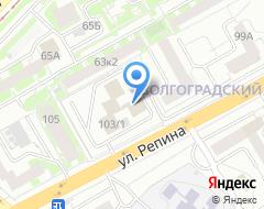 Компания РосЭнергоЭксперт+ на карте города