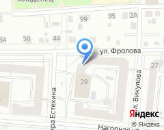 Компания Адвокатский кабинет Пономаревой С.Ф на карте города
