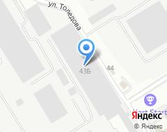 Компания Норетек на карте города
