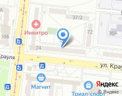 Компания Ломбард КОПЕЙКА на карте города