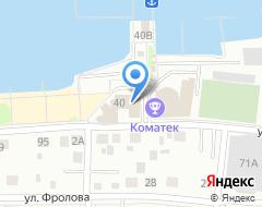 Компания СТШ ДОСААФ России на карте города