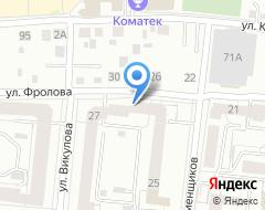 Компания СМС-Экспресс на карте города