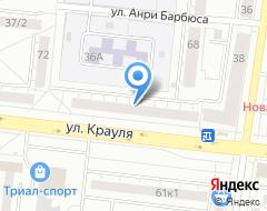 Компания Банк ОТКРЫТИЕ на карте города