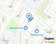Компания Русский Мастер на карте города