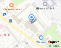 Компания Кредит центр на карте города